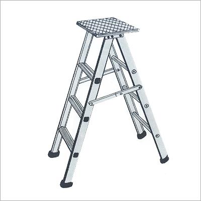 Aluminium Domestic Step Ladder