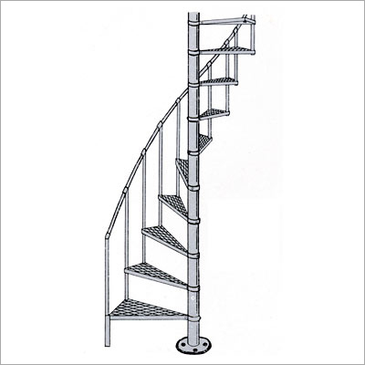 Aluminium Wall Supporting Ladders