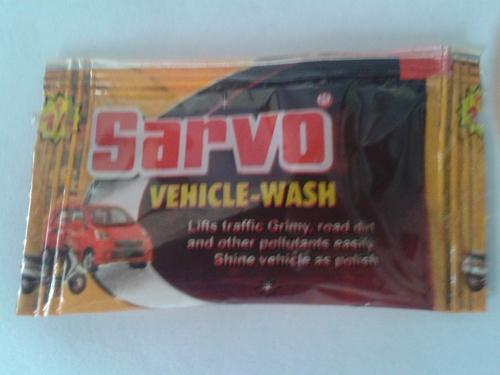 Vehicle Wash