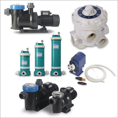 Swimming Pool Filter Accessories