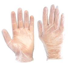 Vinyl Dispoable Gloves