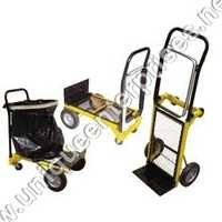 3 POSITION PLATFORM TROLLEY