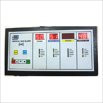 Digital LCD Area Alarms