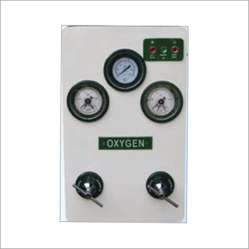 Semi Automatic Gas Control Panel