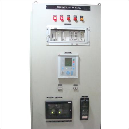 Generator Relay Panel