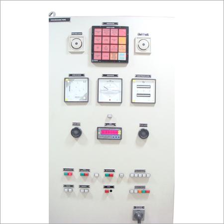Generator Synchronizing Panel