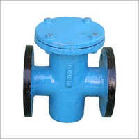 Fabricated T Strainers