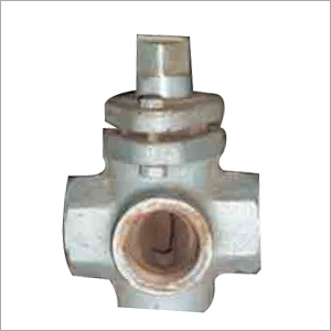 Taper Single Plug Valves