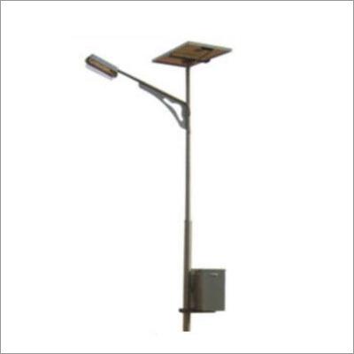 CFL Solar Street Light