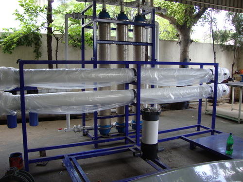 Ultrafiltration Plants & Systems-Units