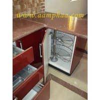 Corner Carousel Kitchen Cabinet