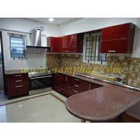 Kitchen Corner Designing Services