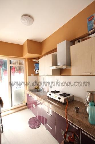 Interior Kitchen Door Colors
