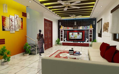 Living Room Ceiling Lights Interior Design