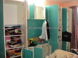 Bedroom Storage Cabinet Design