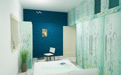 Guest Bedroom Wardrobe Interior