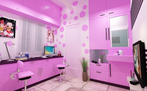Bedroom Interior Design Teenage Girls