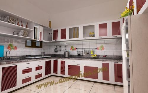 Modern Kitchen Decor Vadapalani