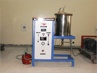 Gas Calorimeter