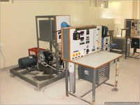 Two Stroke Petrol Engine Test Rig