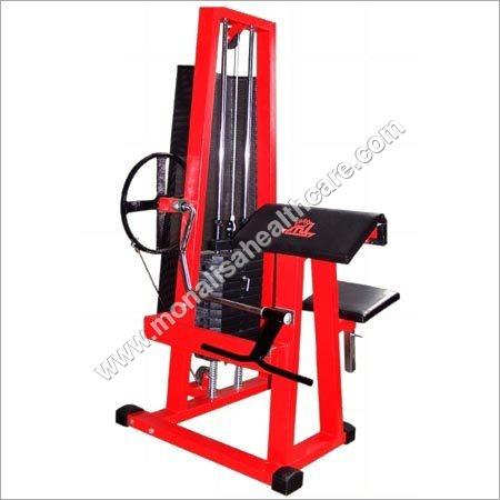 Arm Curl Exercise Machine