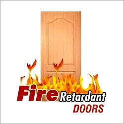 Fire Retardant Wooden Doors