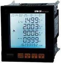LCD Display Multifunction Power Meter