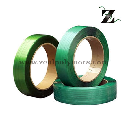 Green Polyethylene Terephthalate Straps