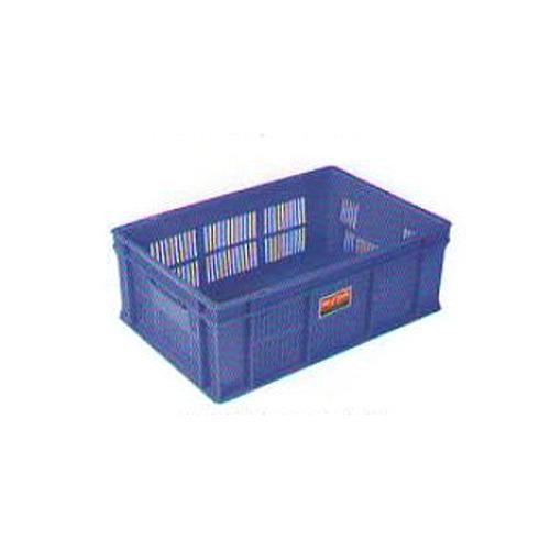 Plastic Jaali Crate