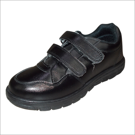 Black Children Shoes