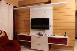 Living Room TV Setups Interior