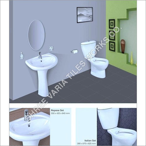 Toilet Pan Products