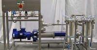 Chemical Dosing Skid System
