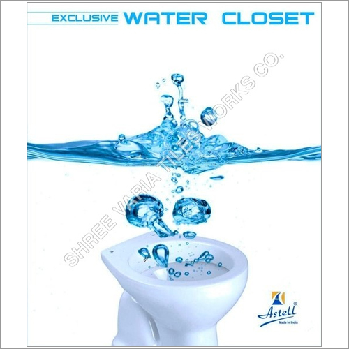 Imported Water Closet