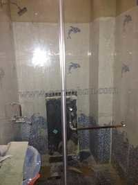 Toughened Glass Shower Panels
