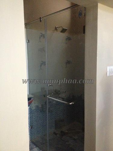 Glass Shower Panel Design