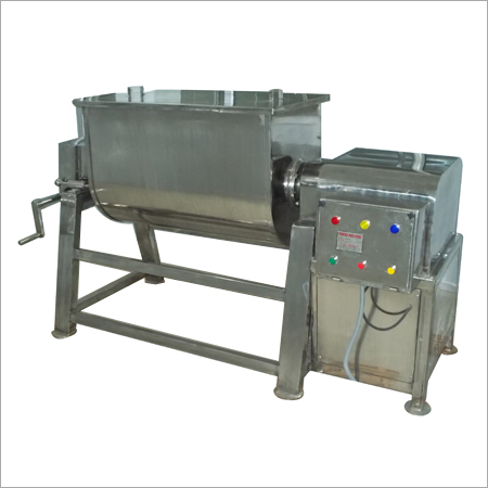 Powder Mass Mixer