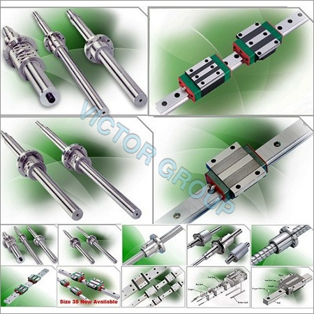 Hiwin Linear Guide Ways For Hesheng Machinery