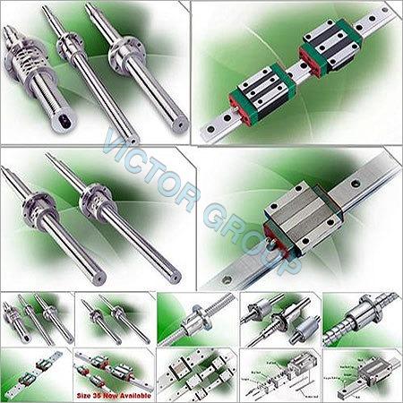 Hiwin Linear Guide Ways For Hesheng Machinery