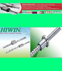 Hesheng Stone Cutting Polising Machinery Components Hiwin Products