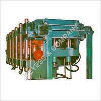Conveyor Belt Curing Press