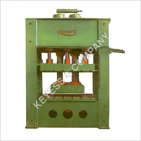 Double Action Hydraulic Press
