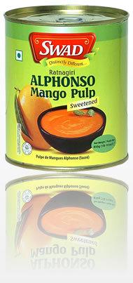 Beverage Alphonso Mango Pulp