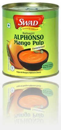 Mango Pulp And Slice
