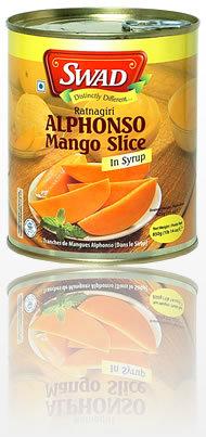 Alphonso Mango Slice