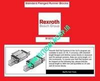 Rexroth R-1651 Runner Block Bearing