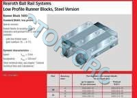 Rexroth Runner Block R 1693