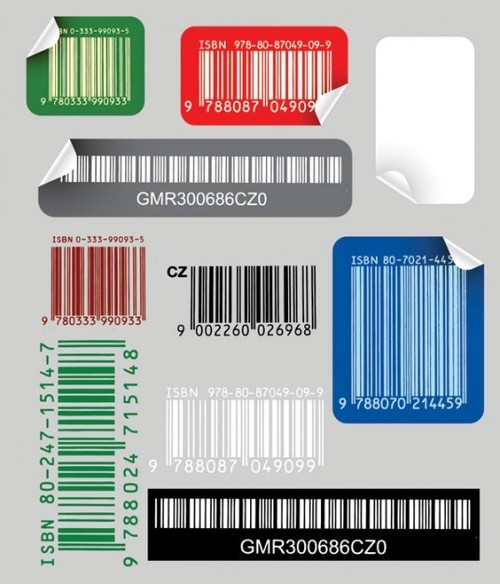 Mrp Tag Label Sticker