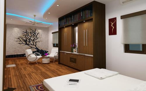 Bedroom Ceiling With Wardrobe Images