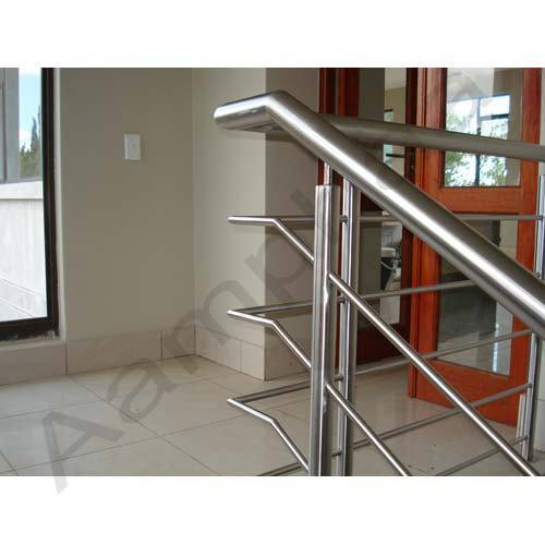 Staircase Handrail Designs